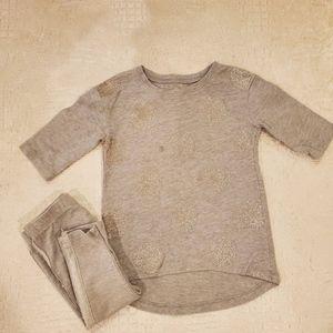 4for$20!! Tunic/leggings set by Oshkosh 18m/24m